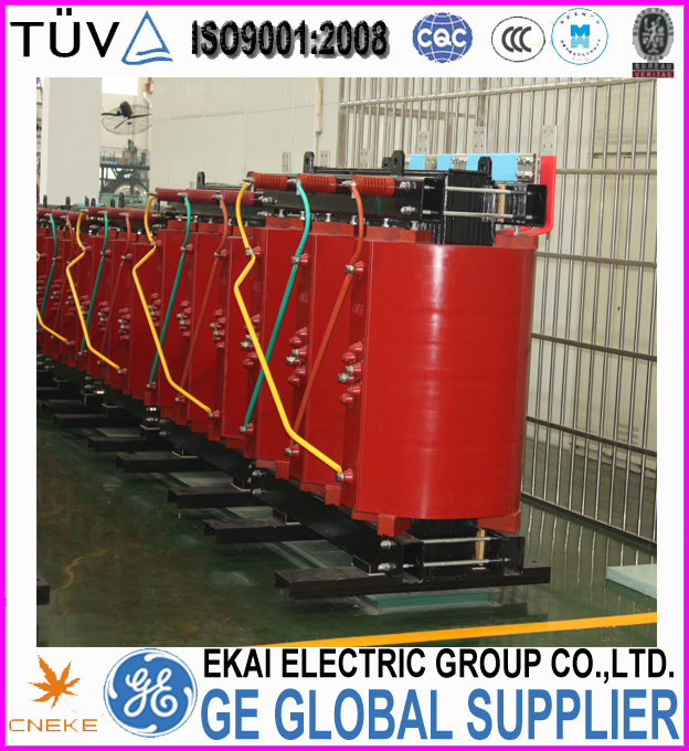2000 kva SCB10 Cast Resin Transformers