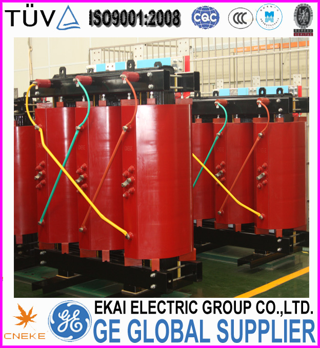 800 kva SCB10 Cast Resin Transformers