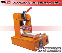 9TU-D008 (Glue Removing Machine)