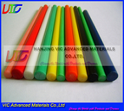 Supply High Strength Fiberglass Rod,UV Resistant Fiberglass Rod,Flexible,High Quality,Reasonable Price,Made In China