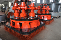 6R grinding mill