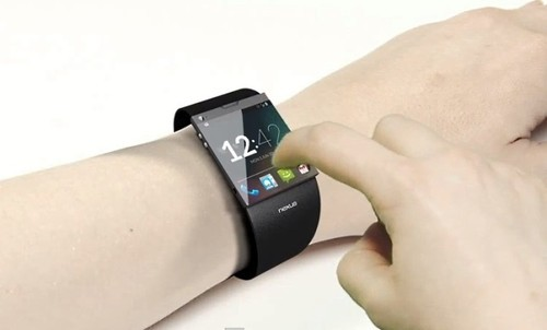 Smart watch screen protector, tempered glass film for iWatch, Galaxy Gear with high quality