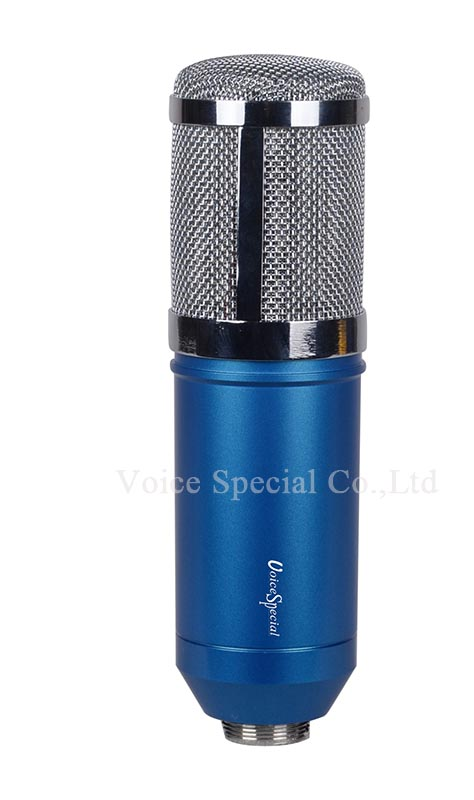 Voicespecial large diaphragm condenser recording microphone