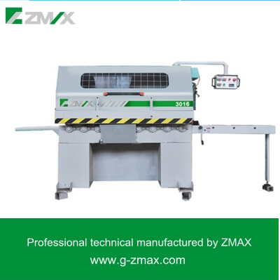 Plank multi-rip saw machine