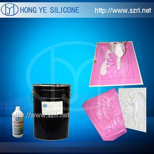 RTV molding silicone rubber for plaster products