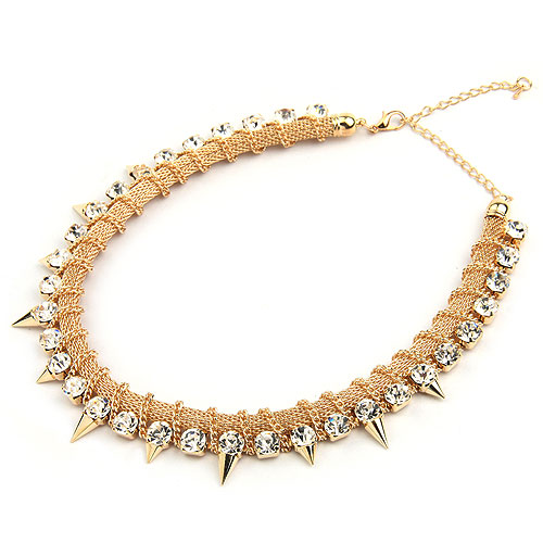 Christmas Gift 2013-2013 New Women Bubble Bib Necklace