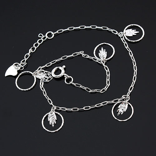 925 Sterling Silver Fashion Anklets