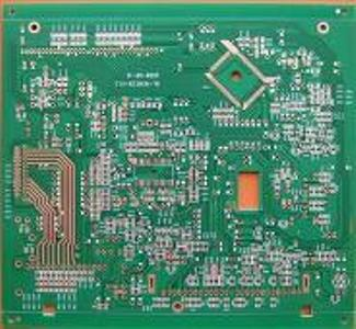 Double-siDouble-sided PCB