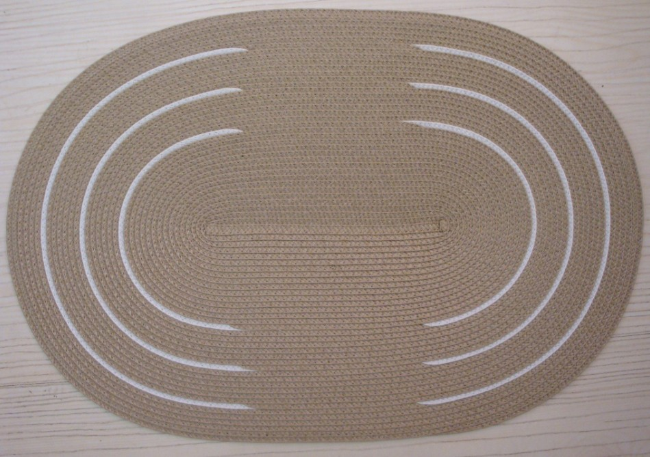 PP/PET Woven Placemat PW-17