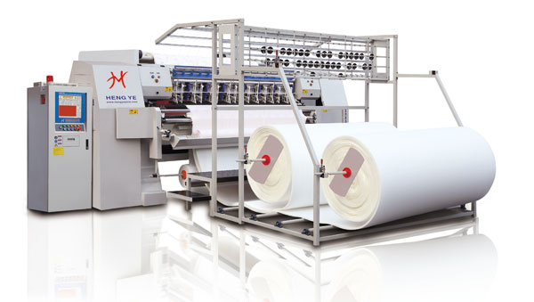HY-W-JH Quilting 80MM thick Foam Machine