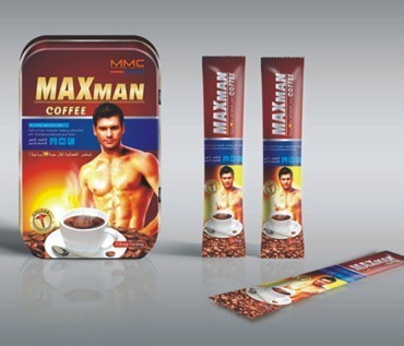 MAXMAN MMC Coffee Herbal Sex Medicine