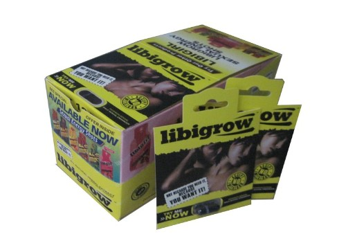 Libigrow Male Sexual Enhancement Capsules