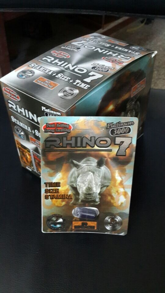 RHINO 7 Sexual Enhancer sex Pills