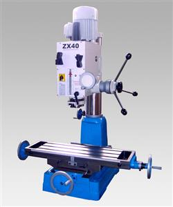 Drill Mill Machine ZX40