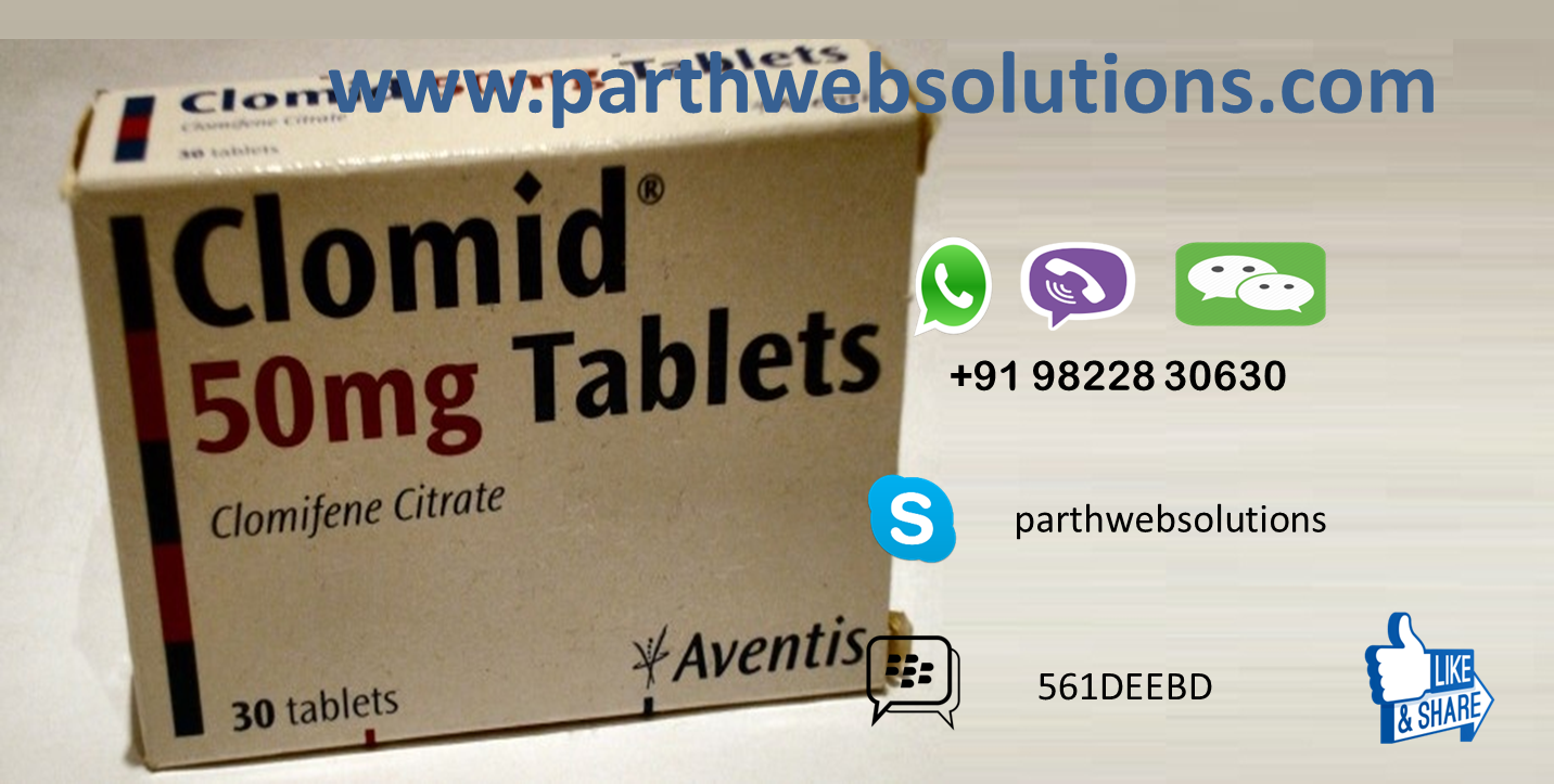 Clomid (Clomiphene Citrate Tablets)