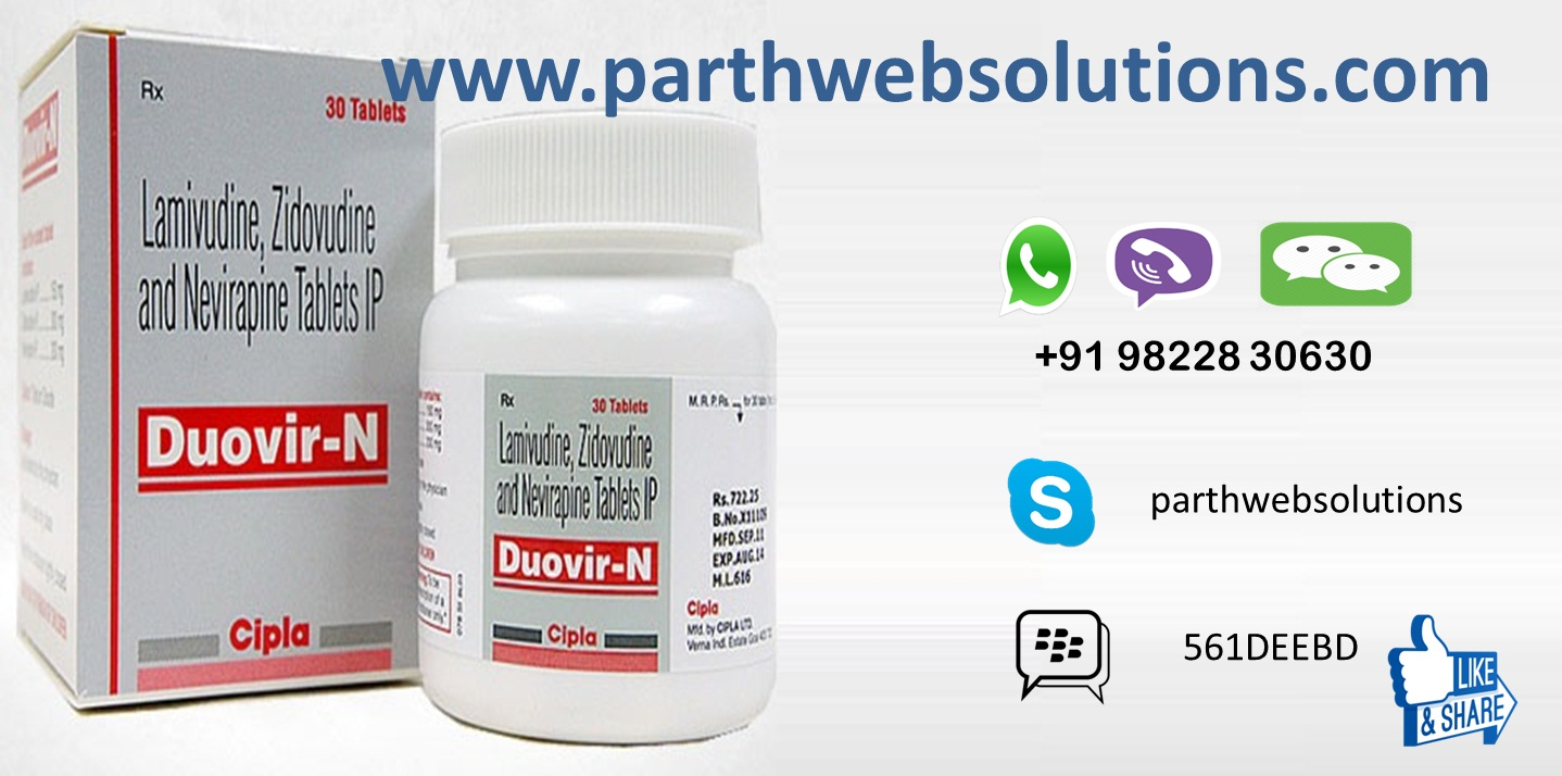 Duovir - N (Lamivudine, Zidovudine and Nevirapine Tablets)