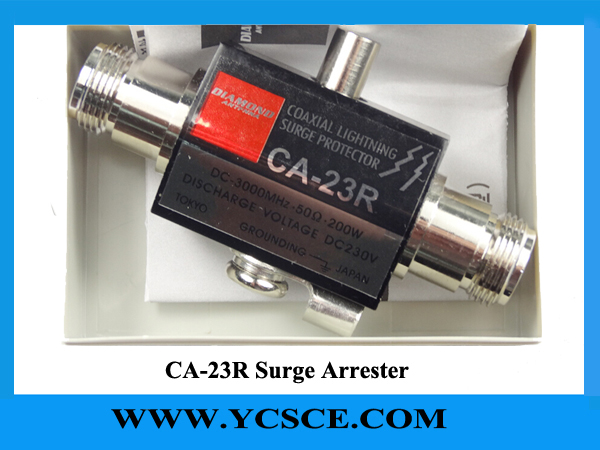 50ohm CA-23R Surge arrester N female to female DC TO 3000MHz