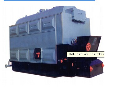 Series Coal Fired Steam And Hot Water Boiler