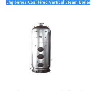 Lhg Series Coal Fired Vertical Steam Boiler