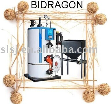 Pellet Fired Hot Water Boiler