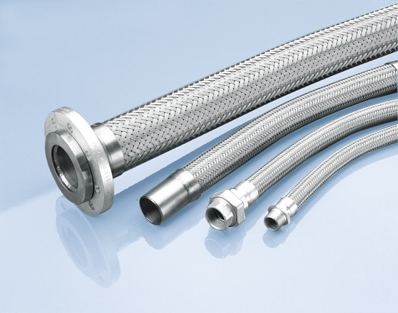 flexible exhaust hose
