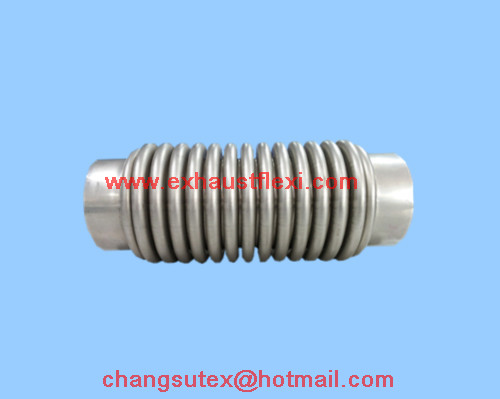 stainless flex bellow