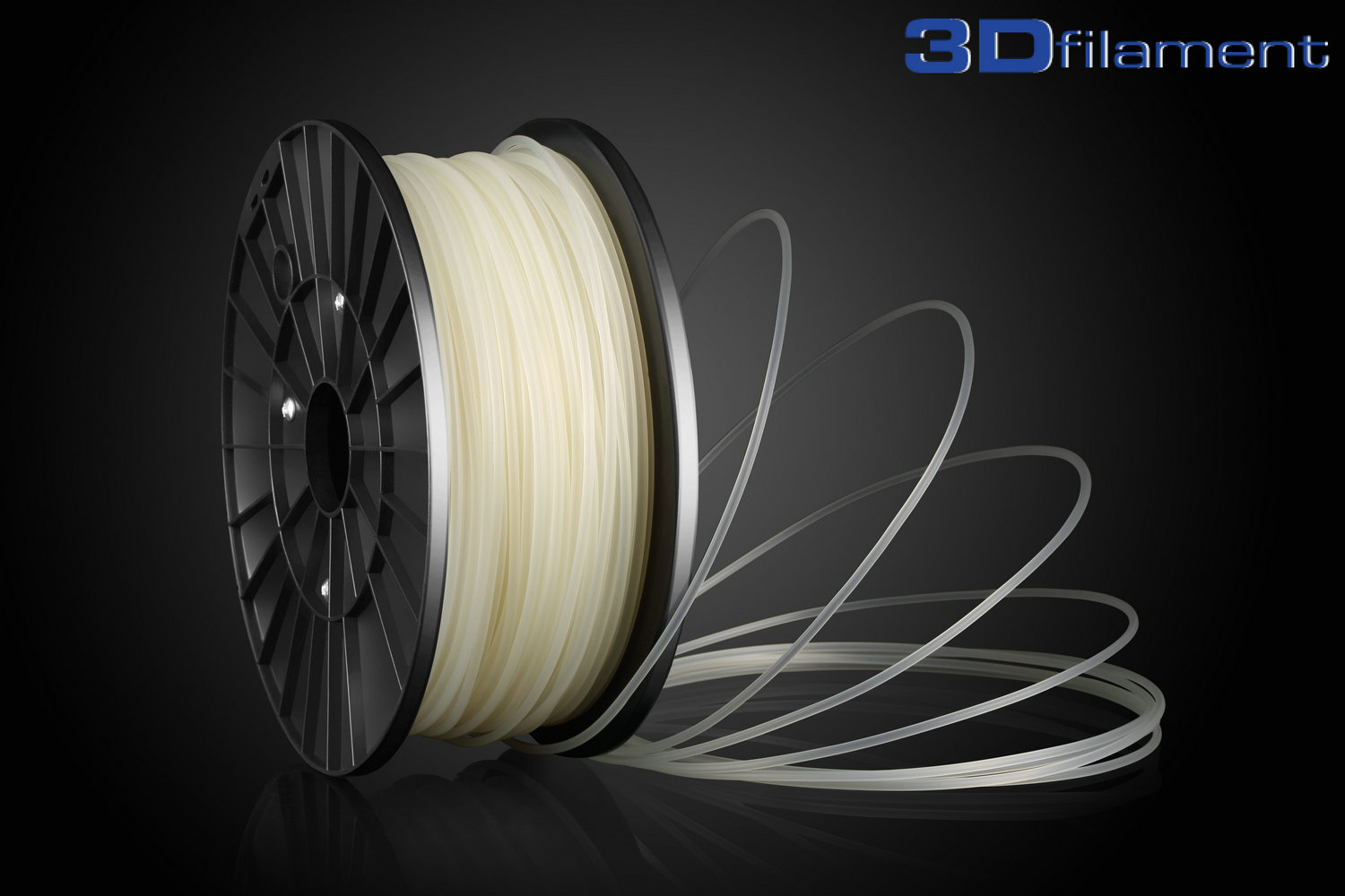3D Printer Filament PLA 3.0mm Natural