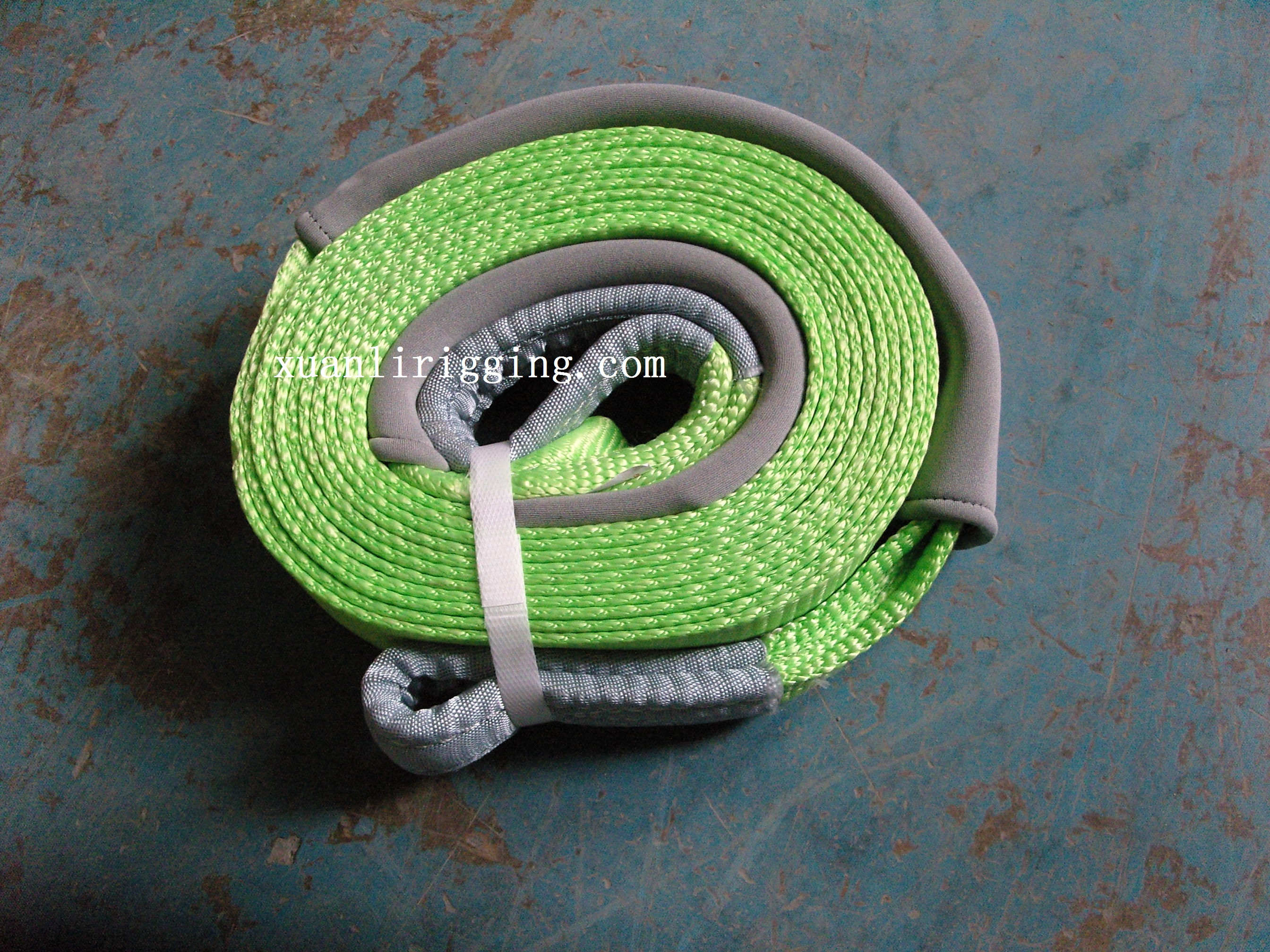 recovery strap 8T 9m