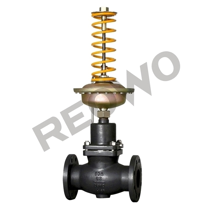 30D01Y/R self-operated (after-valve) pressure control valve