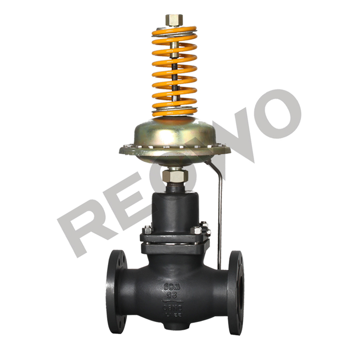 30D02Y/R self-operated (before-valve) pressure control valve