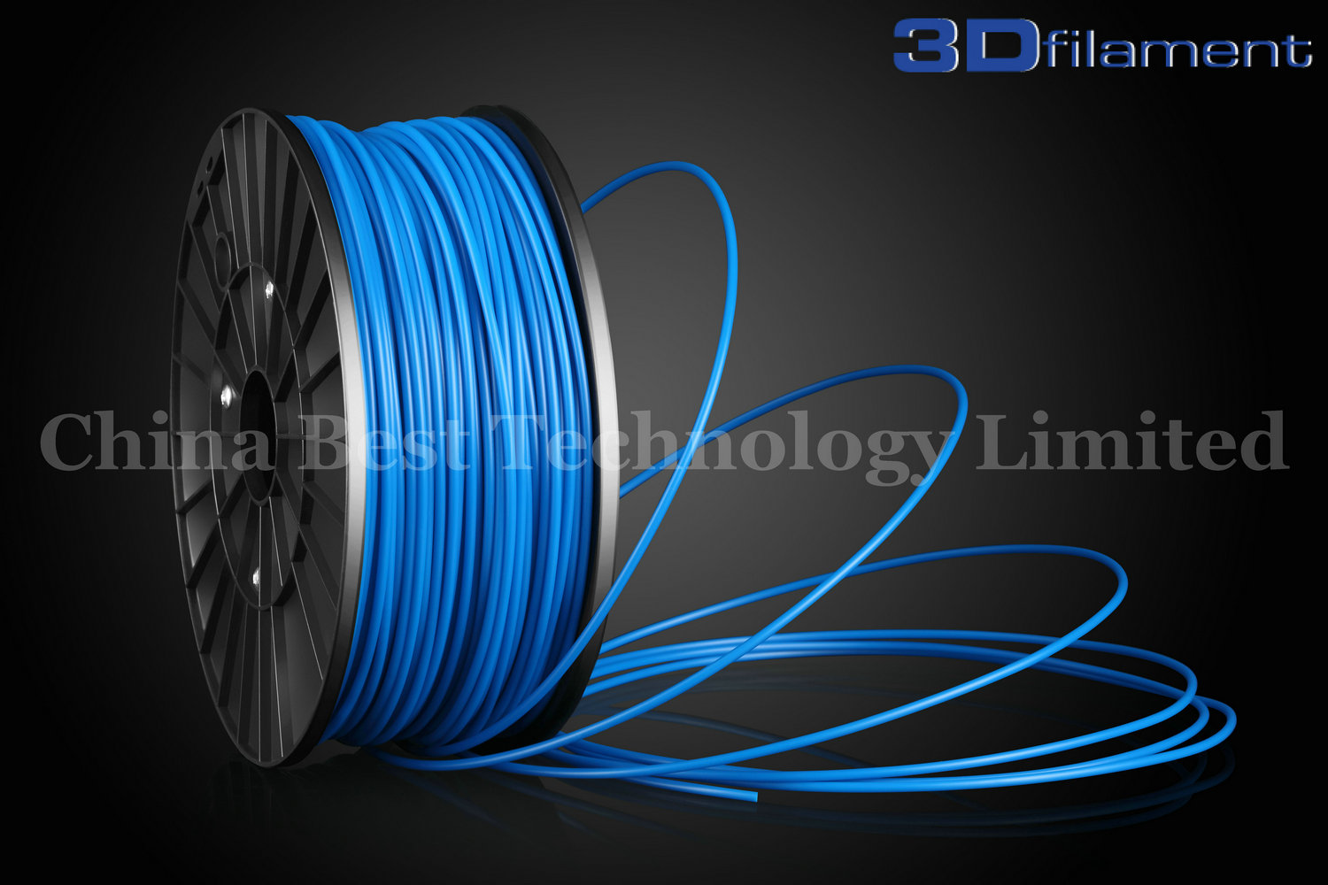 3D Printer Filament ABS 3.0mm Blue