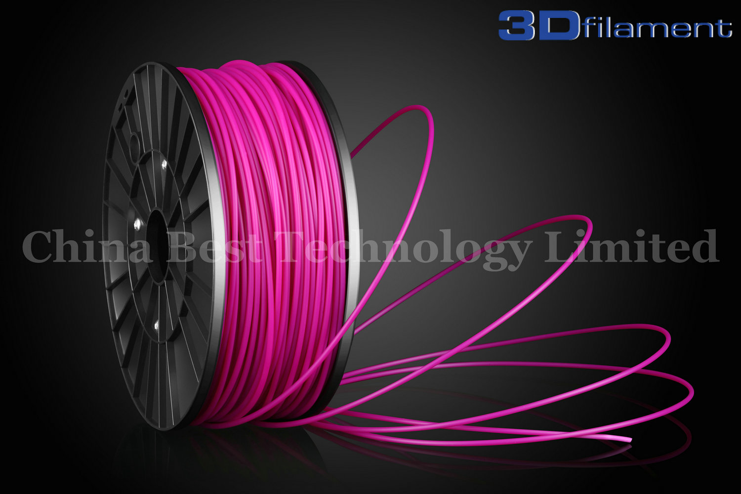 3D Printer Filament ABS 3.0mm Purple