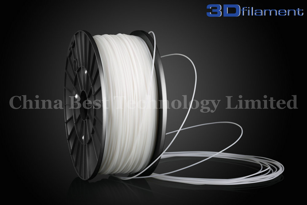 3D Printer Filament ABS 1.75mm White