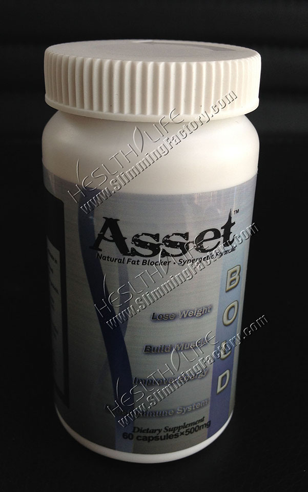 Reduce and Control Appetite--Asset Bold Capsule