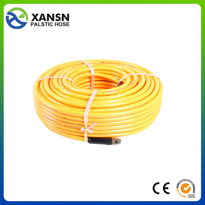 high pressure spray pvc hose