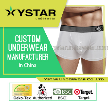 Mens boxers underwear fashion style YSMS-0002