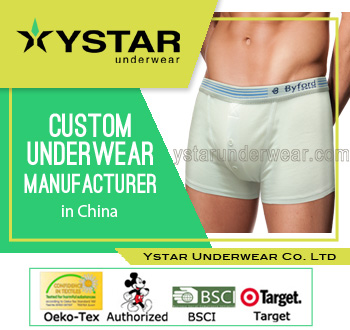 Mens boxers underwear classic style YSMS-0001