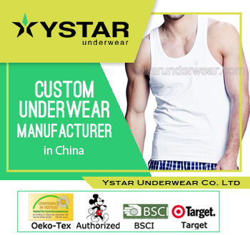 Mens comfortable design plain white vest YSMV-0003