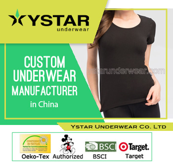 ladies undershirts cotton classic top quality YSWU-0005