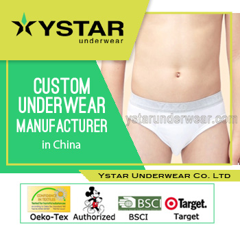 Boys top quality briefs underwear YSBS-0005