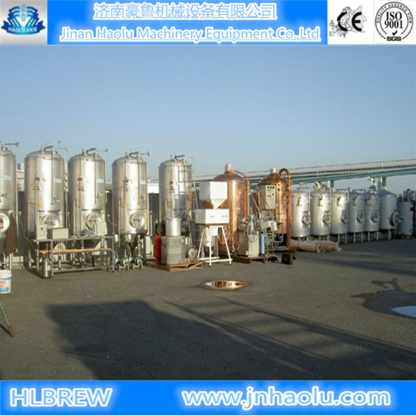 2000L Brewery Equipment