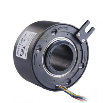 Through hole crane slip ring with 38 inner diameters