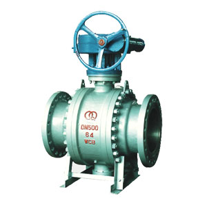 Forged Steel Floating Ball Valve, 24 Inch