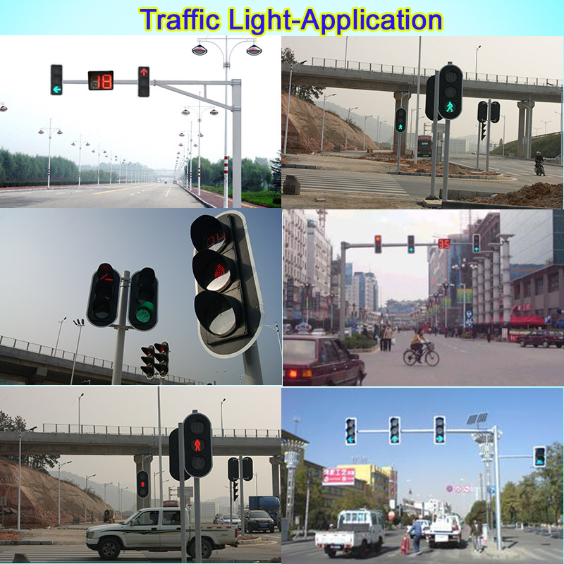 2014 Hot sale Led Traffic light
