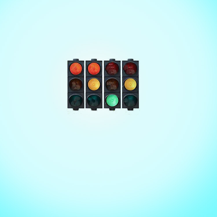 China factory high intensity traffic light/LED traffic light/traffic signal light
