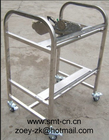 JUKI feeder storage cart KE750 KE760 KE2050 KE2060