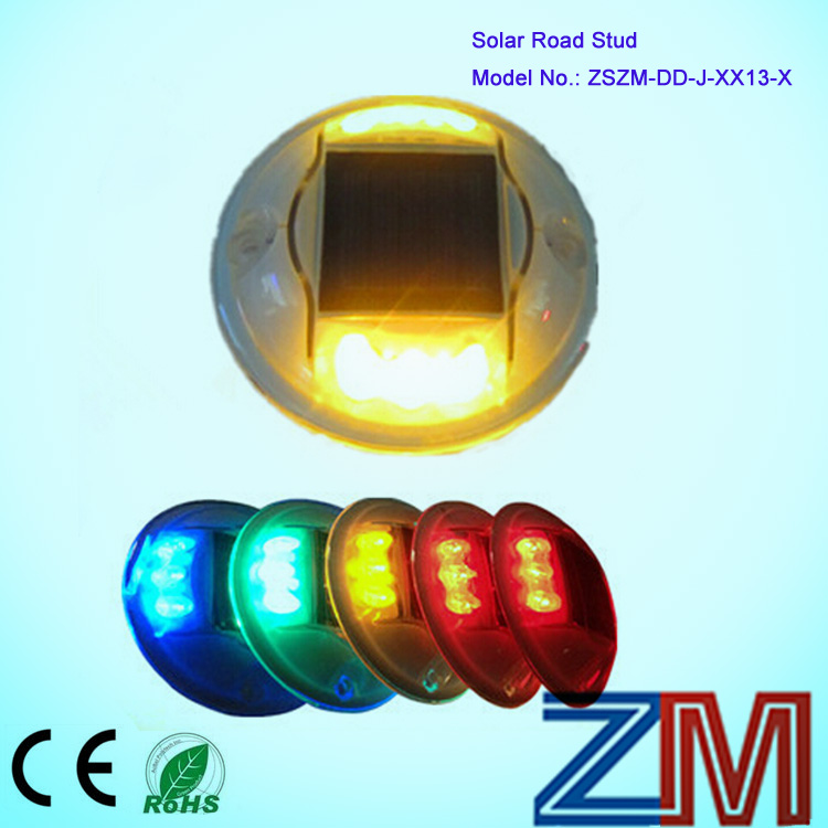 2014 high quality Solar power Road Stud