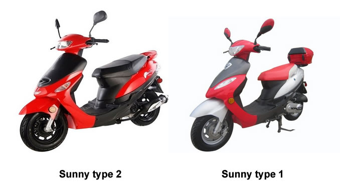 Sunny Style Scooter Parts