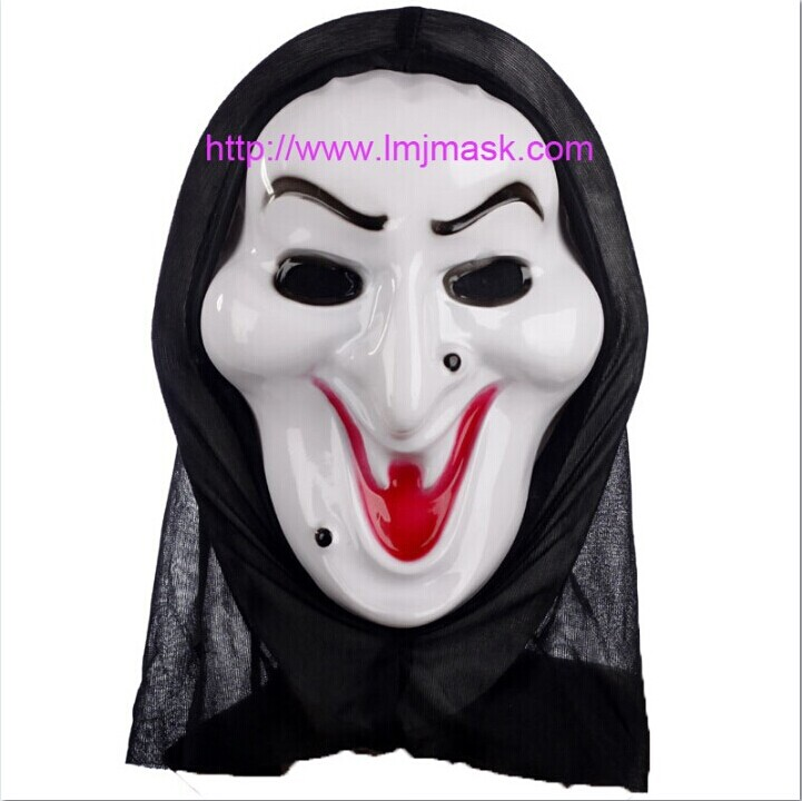 halloween  Ghost Mask