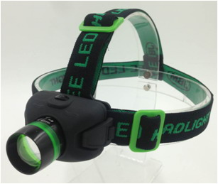 LED Headlamp - MG101-B (LED Head lamps)